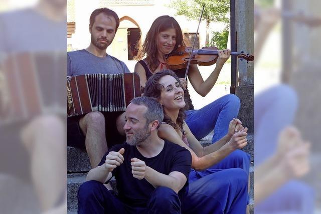Das Quartett El piropo zeigt die Facetten des Tango im Lahrer Altelier L21