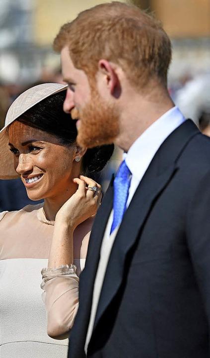 Kommt das Herzogenpaar  nach Bognor Regis?   | Foto: Dominic Lipinski/AFP