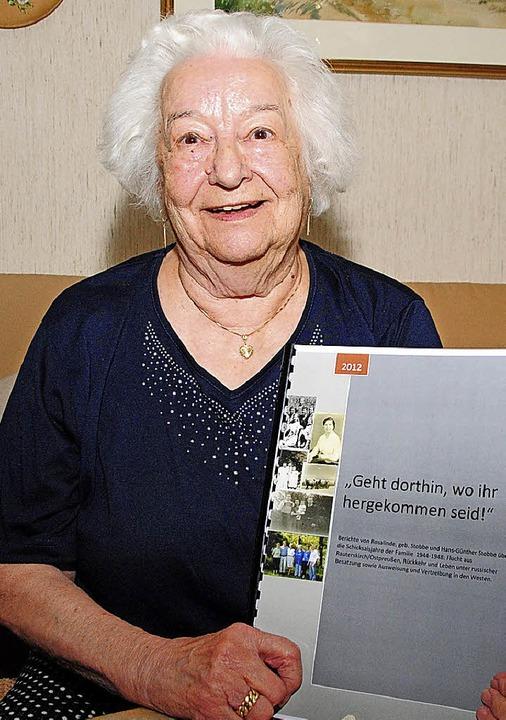 Rosalinde Kolzewski   | Foto: N. Sedlak