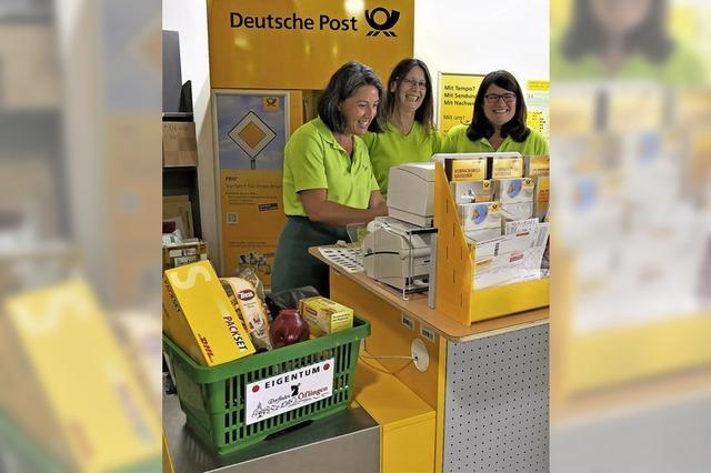 Post bringt Dorfladen keine Kunden