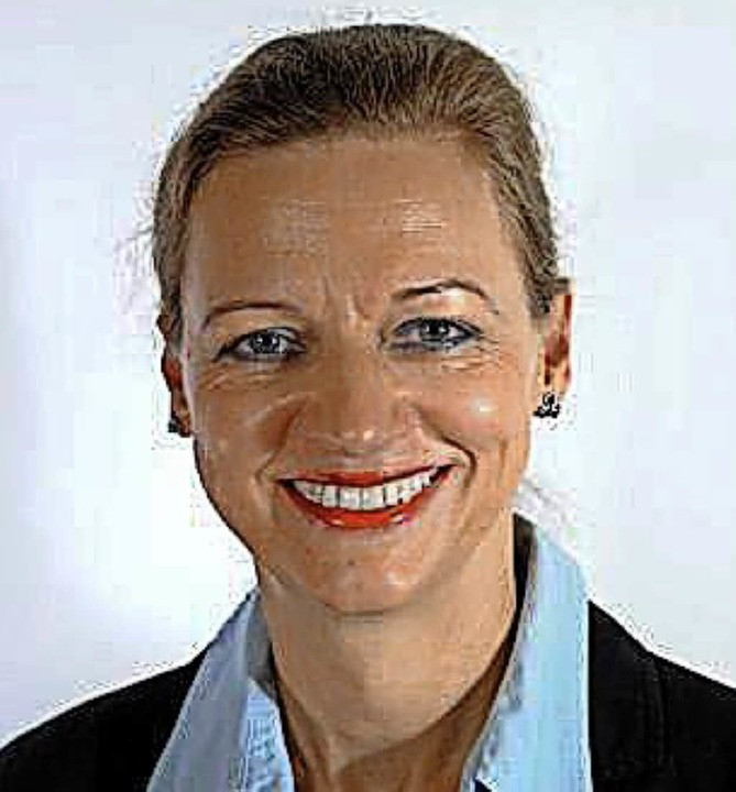 Professor Maja Mockenhaupt    Foto: Privat