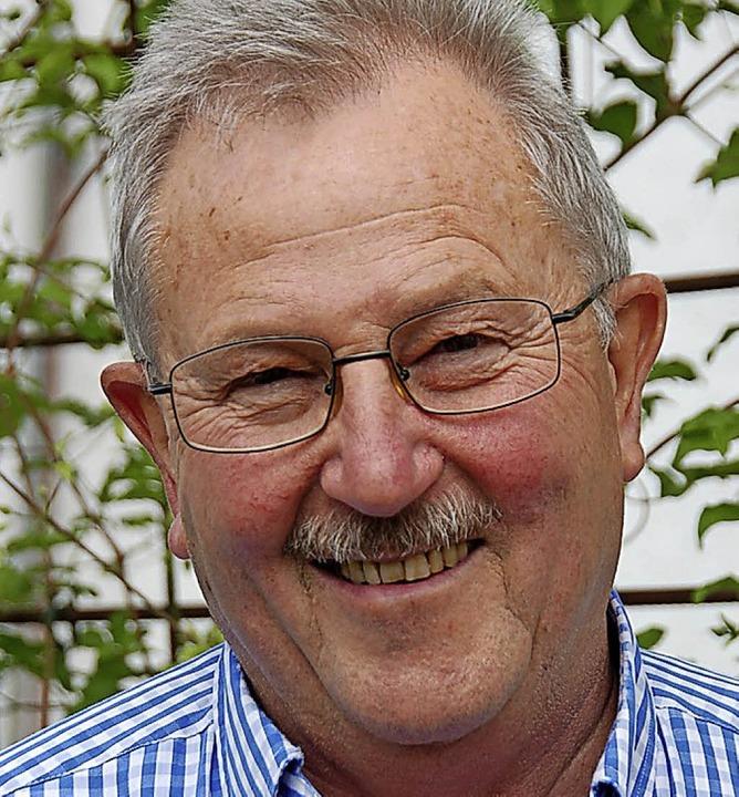 Gerhard Straubmüller  | Foto: W. beck
