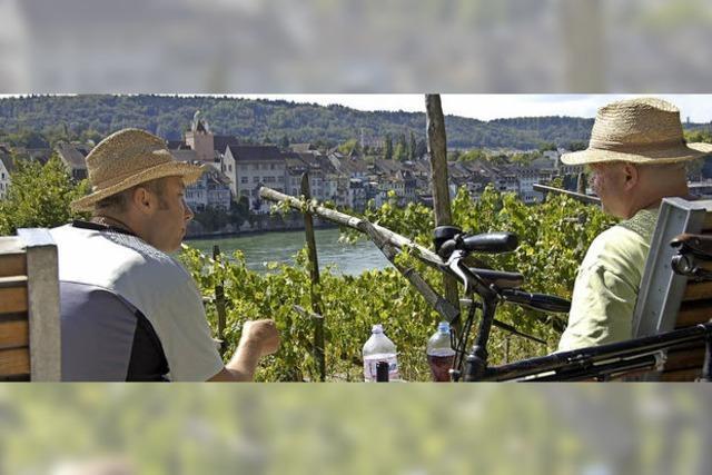 Anlaufstelle für (Rad-)Touristen