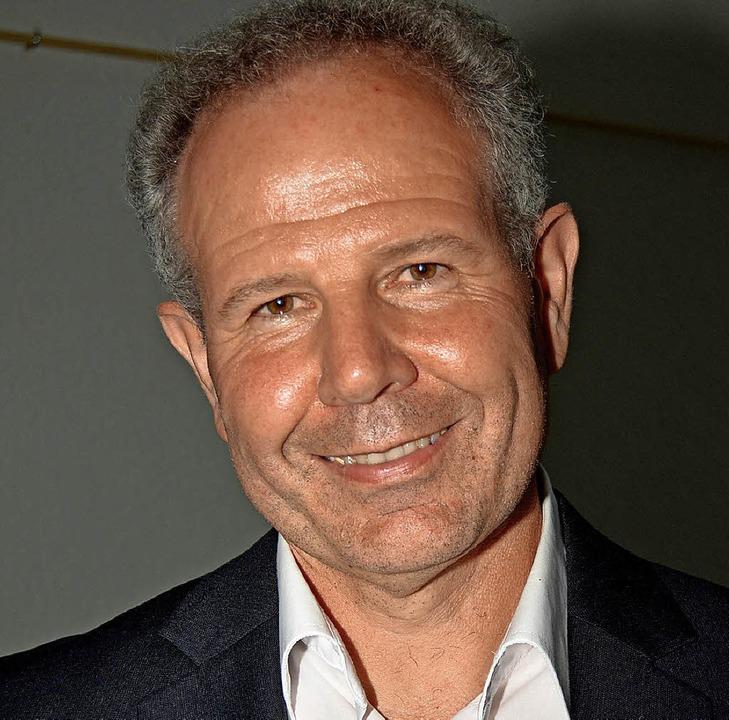 Rolf Steinegger, Geschäftsführer der kirchlichen Sozialstation Rheinfelden.   | Foto: D. Hirschberger