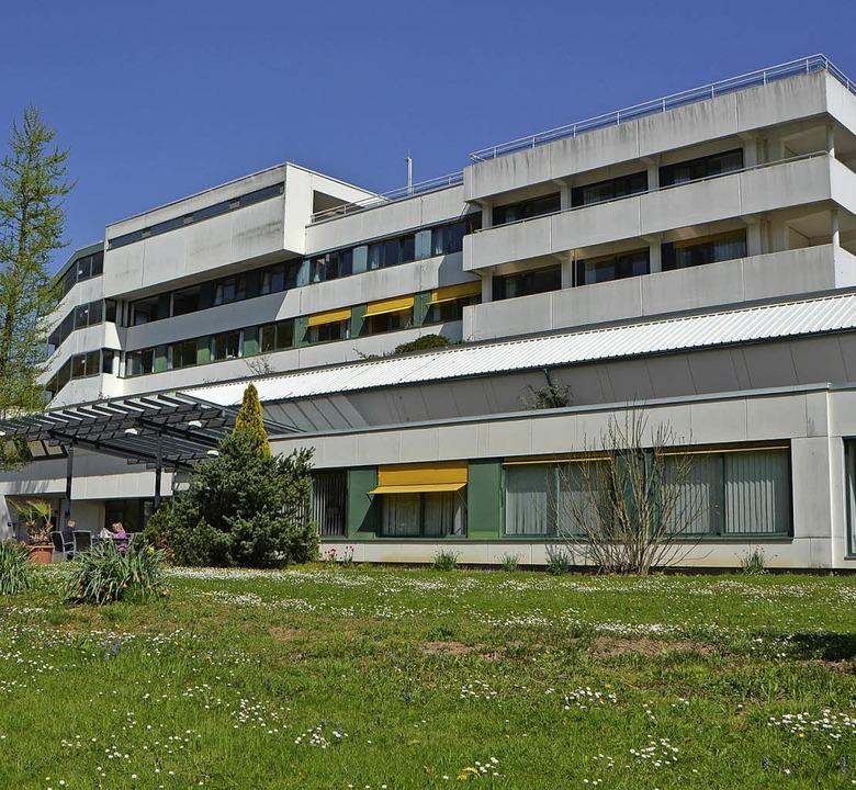 Noch mindestens sieben Jahre wird das ...ürs Zentralklinikum eingehalten wird.   | Foto: Archivfoto: Böhm-Jacob
