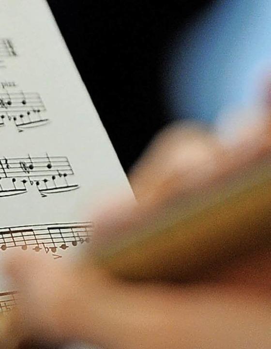 Eines der geprüften Instrumente: die Violine  | Foto: dpa