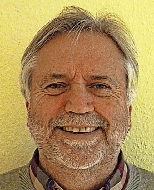 Agrarwissenschaftler Martin Elsäßer  | Foto: Privat