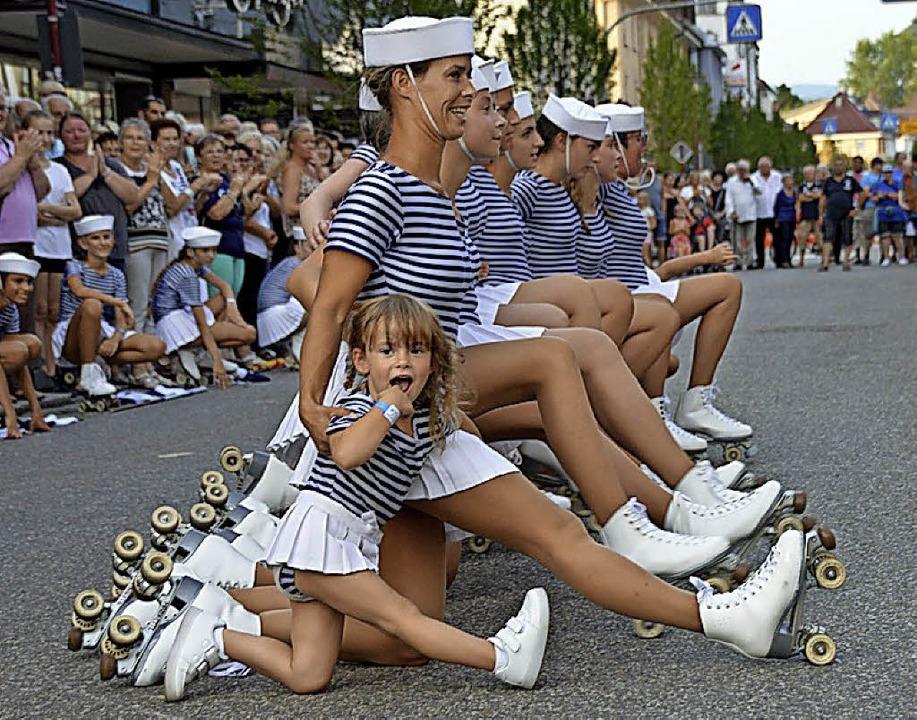 Die Marinettes  de Fécamp    Foto: Horatio Gollin