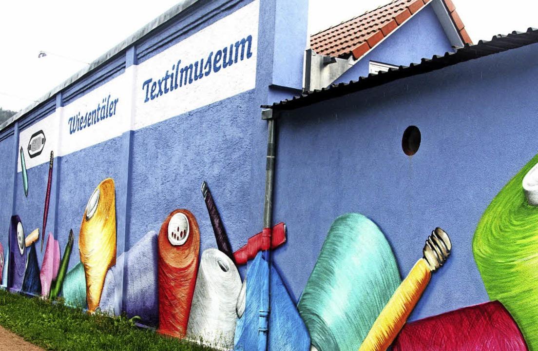 Das Wiesentäler Textilmuseum in Zell w...mehr als 2500 Tagestouristen besucht.     Foto: Heiner Fabry