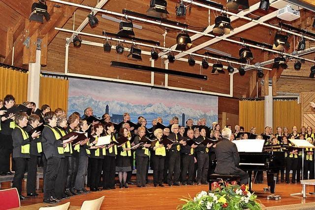 Thurgauer Chor kommt