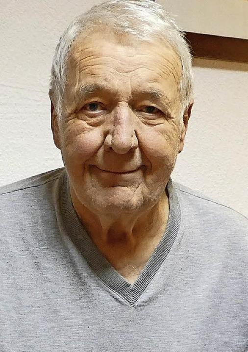 Fredo Mattheis,  der Besitzer und lang...eiber der Engel-Lichtspiele, ist tot.     Foto: Archiv: Rohleder