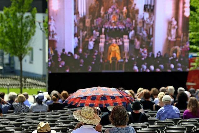 Herzog von Württemberg beigesetzt