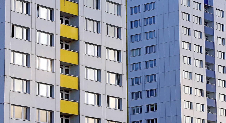 Der Mietspiegel schraubt Freiburgs Mie...dlos in die Höhe, behauptet ein Leser.  | Foto:  jki