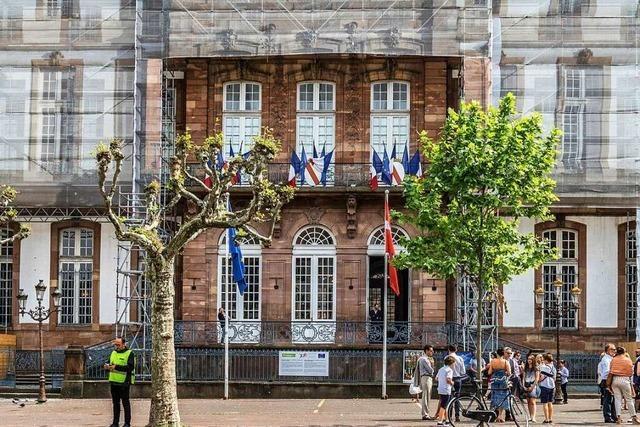 Notarztsystem in Straßburg auf dem Prüfstand