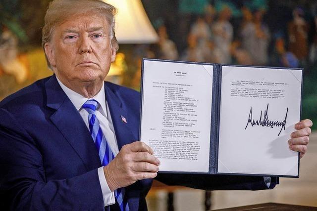 Trump lässt Unternehmer zittern