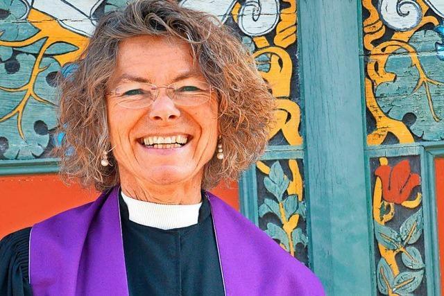 Frauen erobern die Pfarrämter in der evangelischen Landeskirche