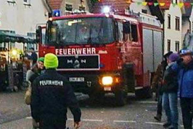 Warum durfte die Feuerwehr aus Rheinhausen nicht im Europa-Park löschen?