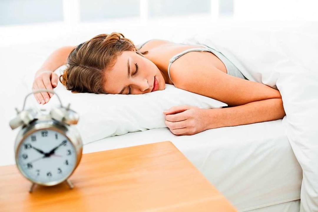 Zuwenig Schlaf kann tödlich sein – zuviel aber auch    Foto: Wavebreak Media LTD