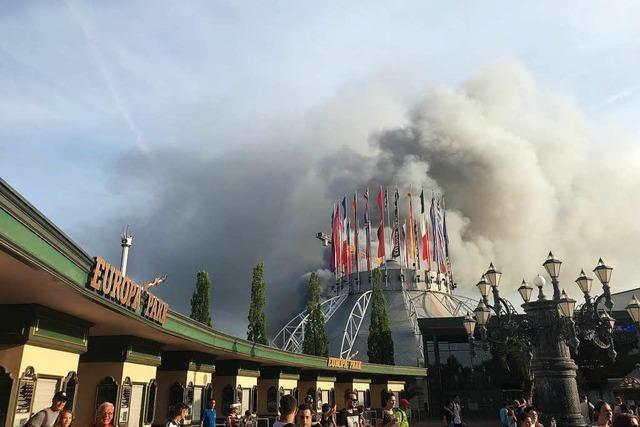 Was ist am Samstag im Europa-Park in Rust passiert?