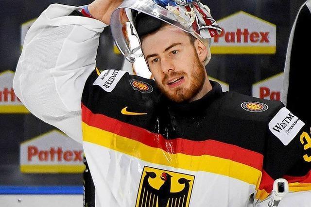 Gewinnt Grubauer als erster deutscher Keeper den Stanley Cup?