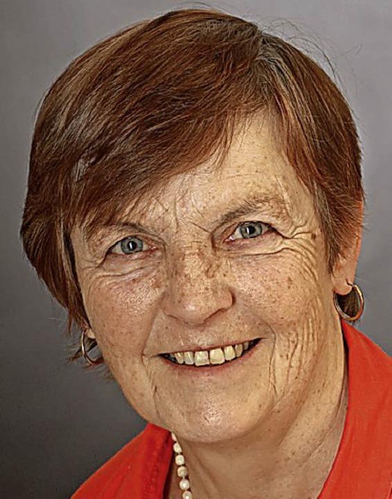 Elfriede Behnke    Foto: Privat