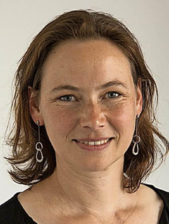 Yvonne Baum    Foto: Patrik Müller