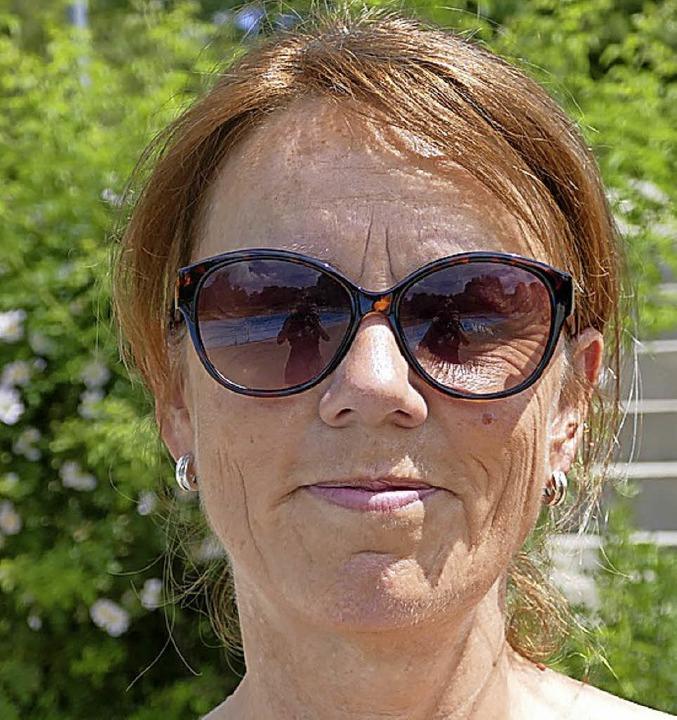 <BZ-Keyword>Esther Singler (57)</BZ-Ke...sser, weil mich das immer gestört hat.    Foto: Maren Seifert