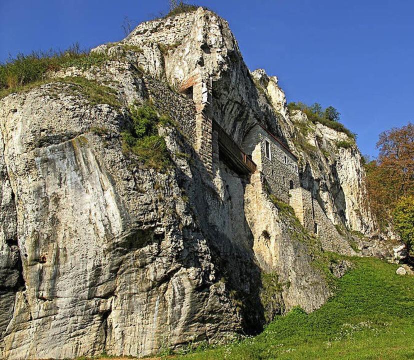 Der Isteiner Klotz liegt im Landschaftsschutzgebiet.     Foto: Schütz