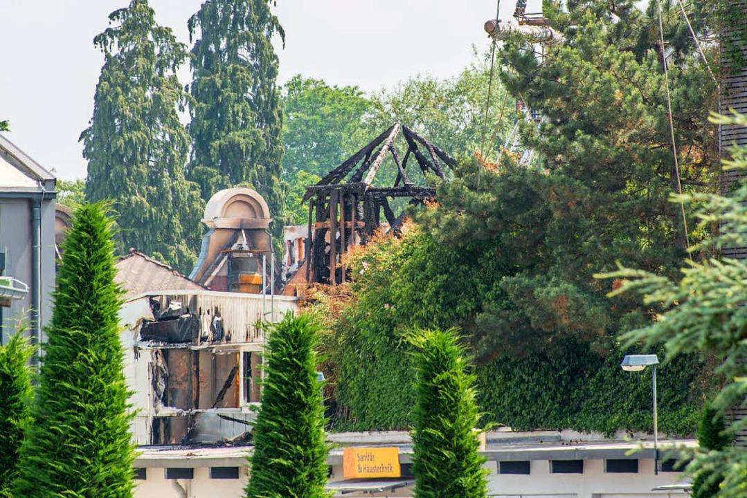 Während Die Suche Nach Ursachen Läuft Kehrt Im Europa Park Weiter