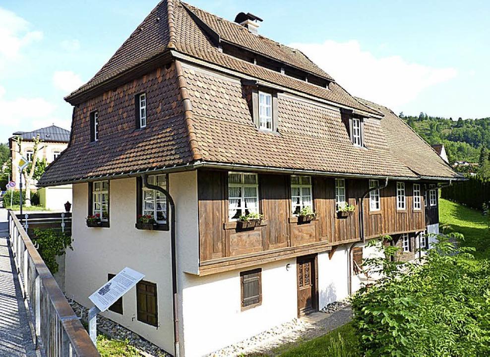 Heimatmuseum Klösterle  | Foto: dsa