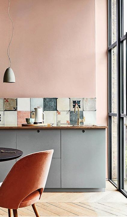 Trotz eleganter Formen: Der  Möbelhandel stagniert.   | Foto: DPA