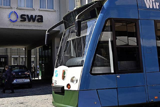 Gratis mit Bus und Bahn durch Augsburgs City