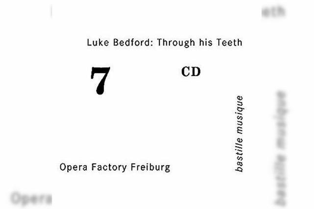 CD: KLASSIK: Ausdruck und Unterwerfung