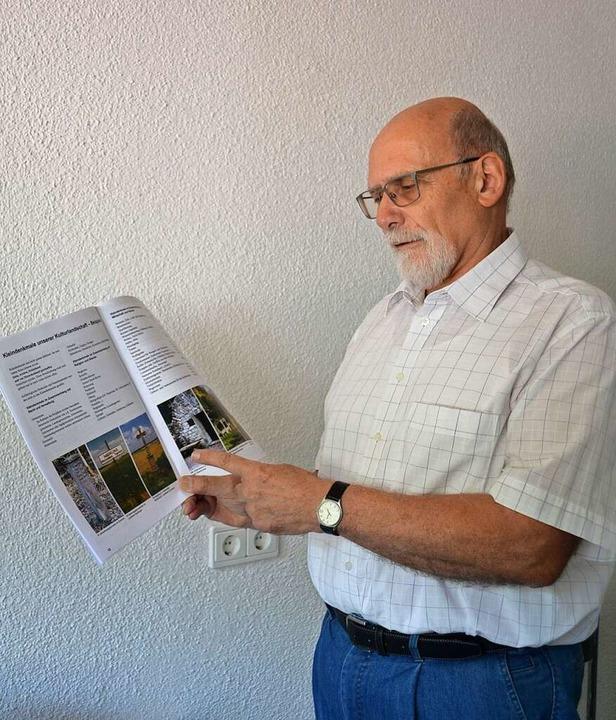 Gerhard Staib...  | Foto: Paul Berger