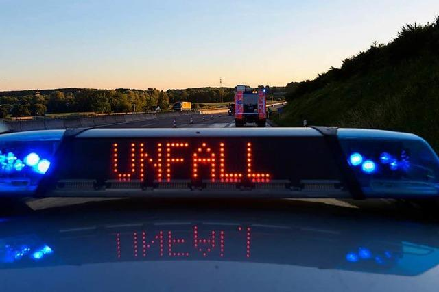 Polizei sucht Unfallzeugen
