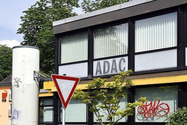 ADAC-Gebäude am Karlsplatz in Freiburg soll bald vermietet werden