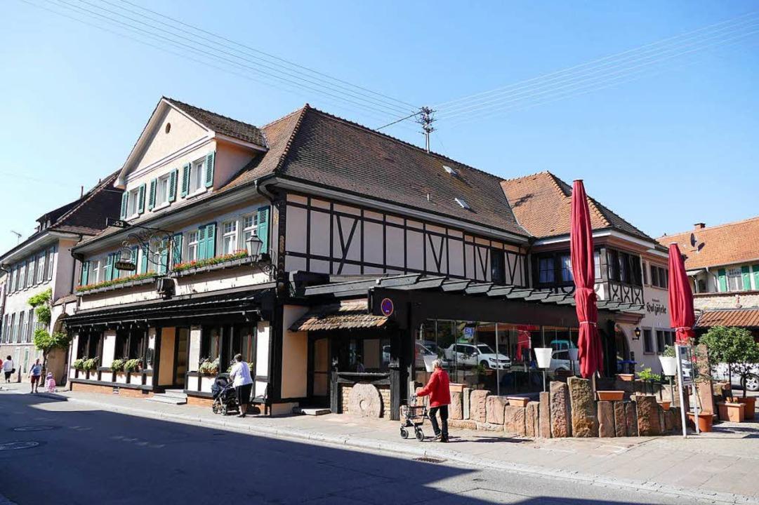 Am 1. Juni wird das Restaurant Holzöfele unter neuer Leitung wieder eröffnet.  | Foto: Gerold Zink