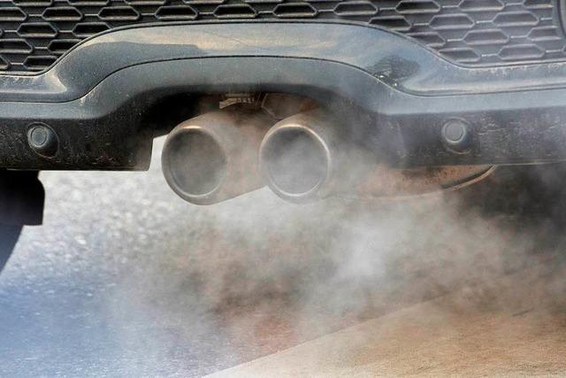 Auch am Kaiserstuhl wollen immer weniger Kunden einen Diesel