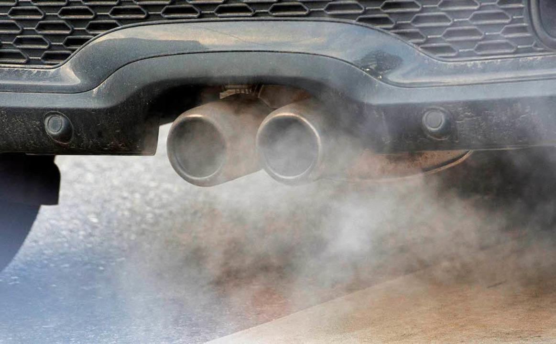 Die Luftverschmutzung ist an vielen St...f geraten sind derzeit die Diesel-Pkw.    Foto: dpa