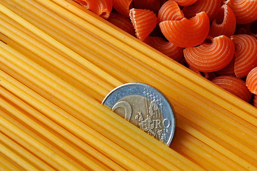 Italien und der Euro – ein gespanntes Verhältnis.  | Foto: DPA