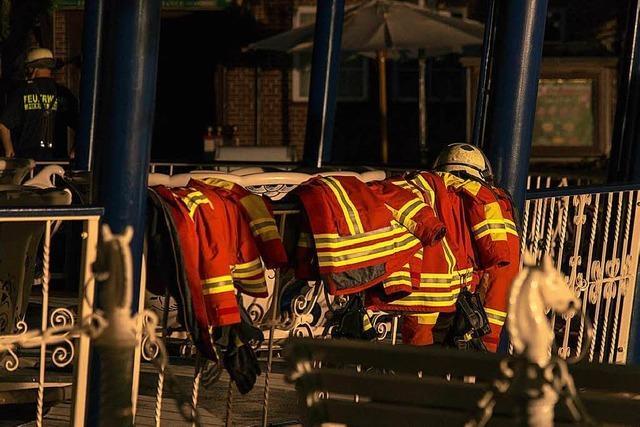 Feuerwehrchef zur Nicht-Alarmierung der Wehr Rheinhausen: Können nicht alle einsetzen