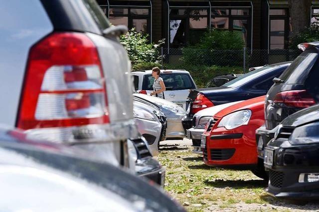 Brauchen die Pendler billige Parkplätze in Lörrach?