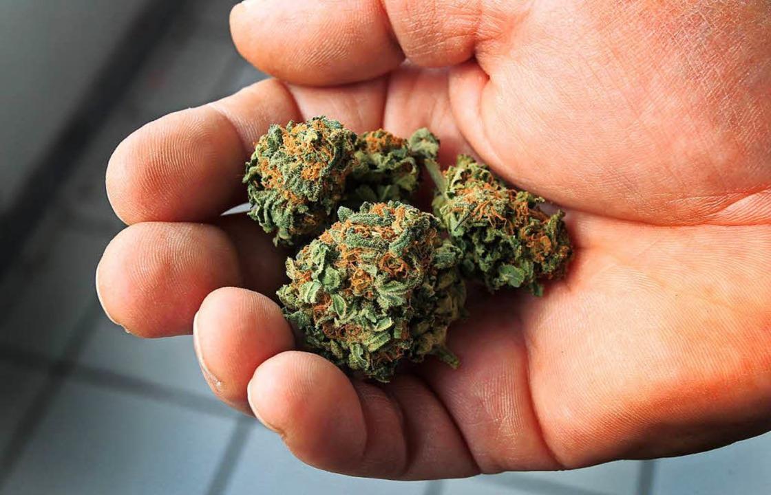 entkriminalisierung von cannabiskonsumenten
