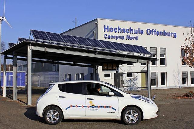 Geld für Batterieforschung in Offenburg