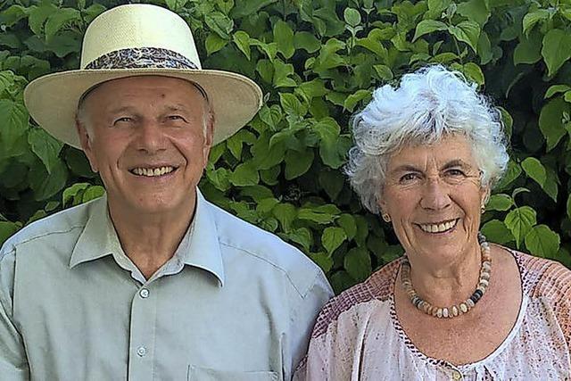 Ihr Glück und die Liebe währen bereits fünf Jahrzehnte