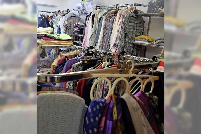 Kleiderladen des DRK eröffnet