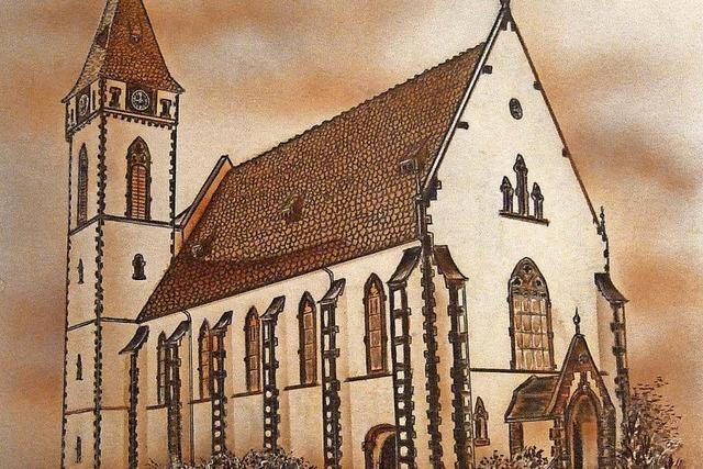 Der Uropa baute die Kirche