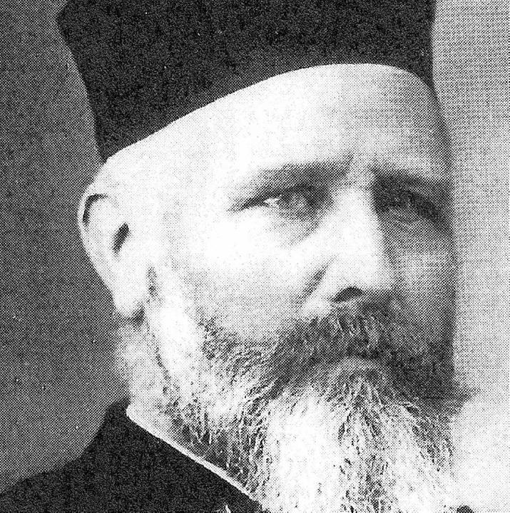 Architekt Max Meckel (1847 bis 1910).  | Foto: Elmar Vogt