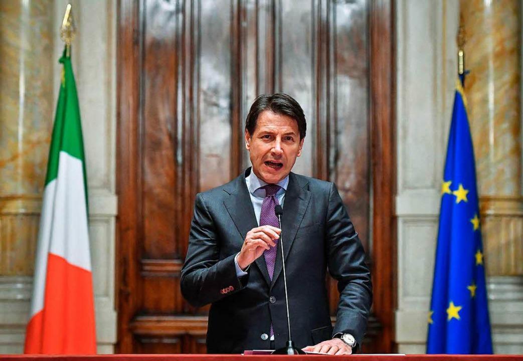 fünf sterne italien