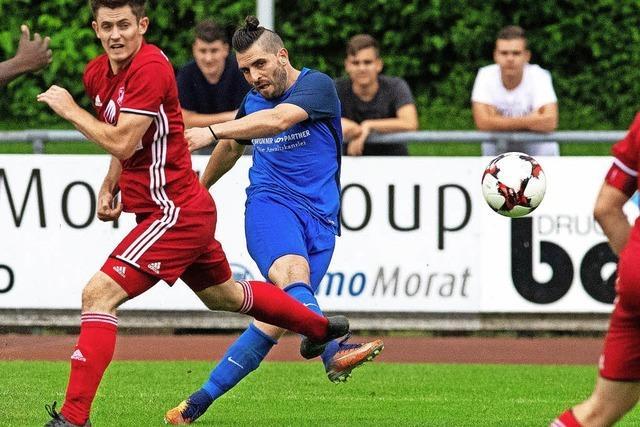 FC Neustadt verliert gegen Letzten